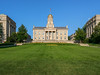 Old Iowa Capitol, west side