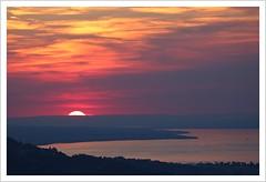 end of summer day (https://www.norbert-kaiser-foto.de/) Tags: bodensee lakeconstance sonnenuntergang sunset aussicht landschaft landscape vorarlberg österreich austria abendlicht abendhimmel wolken clouds