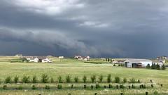 Severe Storm: Shelf Cloud_TL (northern_nights) Tags: severethunderstorm storm weather shelfcloud darkclouds cheyenne wyoming iphone7plus