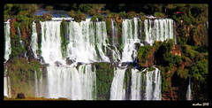 Powerful nature (xicoleao (Thanks to 1 million views)) Tags: southamerica brasil iguaçu waterfall water nature maginmomrnrntdinyourlifelevel1 magicmomentsinyourlifelevel2 magicmomentsinyourlifelevel3