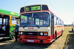 432 NLP389V (PD3.) Tags: 432 125 nlp389v nlp 389v leyland national first london british airways bus buses hampshire hants england uk gosport lee solent stokes bay station fareham provincial society preserved vintage coach seafront sea front 2018