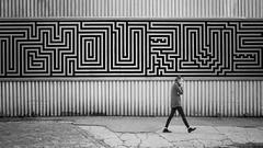 maze (eb78) Tags: bw blackandwhite monochrome greyscale grayscale nyc newyorkcity brooklyn streetphotography