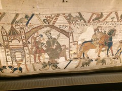 Bayeux Tapestry: 1 (DrBob317) Tags: france normandy bayeux bayeuxtapestry