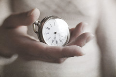 I always have time for you (alideniese) Tags: smileonsaturday holding closeup hand humanhand bokeh dof shallowdepthoffield watch timepiece pocketwatch vintage antique me myself alideniese texture soft pale pastelcolourtones muted desaturated jumper winter lensbaby