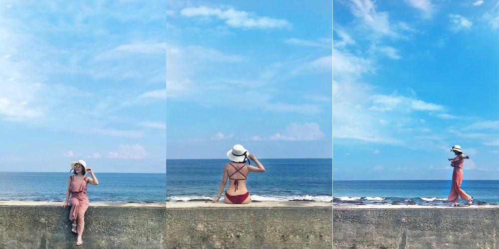 小琉球景點|小琉球浮木秘境|無地址IG打卡的隱密海灘景點