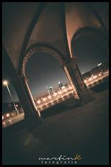 Citylights (Krueger_Martin) Tags: oberbaumbrücke fernsehturm berlin bokeh offenblende 24mm weitwinkel wideangle spree lights light licht citylights festbrennweite primelense canon canoneos5dmarkii canoneos5dmark2 canonef24mmf14lii night nacht