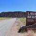Lava Beds: Petroglyph Section Entrance