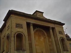 Portland Street (Stephen John Drury) Tags: portlandstreet cheltenham columns