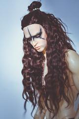The Wolf (toriasoll) Tags: bjd abjd doll dolls demiurgedolls demiugre eagle demiureeagle demiurgedollseagle
