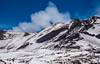 Ätnagipfel (matthias_oberlausitz) Tags: ätna etna rauch fumare krater vulkan schnee frühling sizilien sizilia italien italy italia