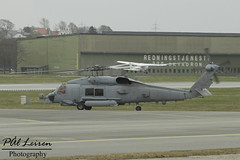 Royal Danish Air Force - N-975 - 2018.04.17 - ENZV/SVG (Pål Leiren) Tags: stavanger sola norway svg enzv flyplass airport planes plane planespotting aviation aircraft runway rw airplane canon7d 2017 airliner jet jetliner april april2018 royal danish air force n975 royaldanishairforce helicopter sikorskymh60rseahawk flyvevåbnet sikorsky mh60r seahawk