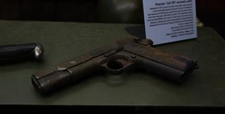 Colt 1911, 2nd DB