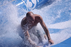 Flowriding on Navigator of the Sea's cruise (miosoleegrant2) Tags: flowriding water ride waves male men mature guy senior bare naked shirtless chest flowrider flowboarding flow riding riders boarder wave house surf rider machine surfing fake sport outdoor man hands guys blue pits armpits thighs hairy legs cruise backs shorts wet arms swimwear feet people stud studs dude dudes virile manly masculine swim butt sky
