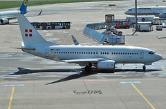 Boeing 737-7CN (BBJ) D-AWBB Privatair (EI-DTG) Tags: frankfurtairport fra 11apr2018 planespotting aircraftspotting babyboeing busstopjet boeing boeing737 b737 dawbb bbj privatair