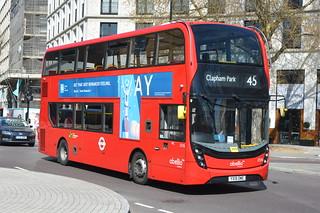 YX15 OWE (2516) Abellio London