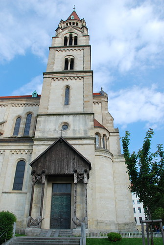 St. Francis of Assisi Church in Vienna ©  Andrey
