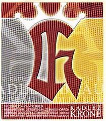Austria - Kadlez Bräu (Vienna) (cigpack.at) Tags: austria österreich kadlez bräu krone vienna wien bier beer brauerei brewery label etikett bierflasche bieretikett flaschenetikett