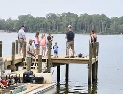 Checking It Out (donna_0622) Tags: dock water bayou fl florida summer vacation nikon d750