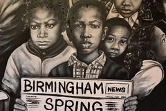 Freedom (Charles-Fernand) Tags: birmingham alabama unitedstates usa civilrights musée esclavage slave abolition american tableau noir blanc nb blackandwhite