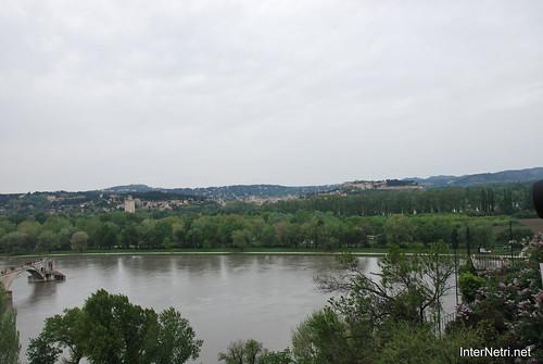 Річка Рона, Авіньйон, Прованс, Франція InterNetri.Net France 1462