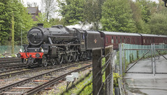 45212 BR Black Guildford 2018-04-27_4 (Amys-pics) Tags: lms stanier black5 460 steam reading guildford