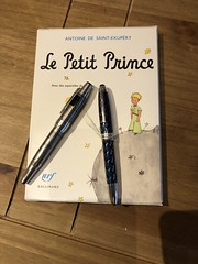 Le Petit Prince by Montblanc (cyrillemaurice) Tags: montblanc fountainpen lepetitprince saintexupéry solitaire legrand writersedition
