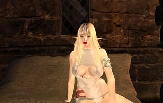 Elf Girl Dreams ...