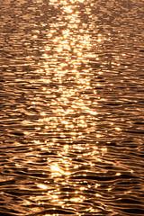 Liquid Gold (O.S. Fisher) Tags: antelopeisland greatsaltlake gold liquid reflection sparkle sun vibrant water