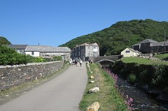 boscastle50 (West Country Views) Tags: boscastle cornwall scenery