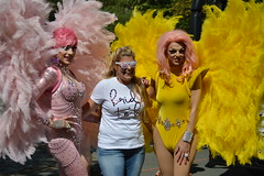 Gay Pride Antwerpen 2018 (O. Herreman) Tags: antwerpen belgium gaypride pride homo biseksueel europride feest straatfeest outdoor stad party mensen toeristen schelde city friends people homoemancipatie europe centrum centre center parade lgbt freedom liberty rights droits gay civilrights festa fête coc pridematters lovewins crowd happy antwerp anvers holebi antwerppride prideantwerp streetparty festival fest travestiet transsexueel transvestite transsexual transgender antwerppride2018 transseksueel transseksualiteit glamour dragqueen belgie belgique