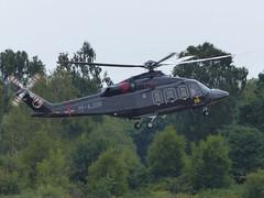 AW139 M-AJOR (gulfstreamchaser) Tags: major augusta westland aw139 manx eglf fab farnborough