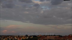 Timelapse of Clouds & Blood Moon 27 July 2018 (Amberinsea Photography) Tags: timelapse sky bloodmoon moon clouds skyline amberinseaphotography halmstad sweden eclipse landscape landscapephotography