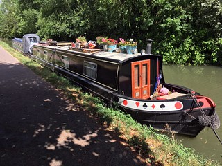 Bulbourne Moorings, Grand Union Canal @Bulbourne