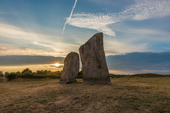 Avebury, Wiltshire (paul.humphrey82) Tags: avebury stones stonehenge pagan sunset monument nationaltrust uk england wiltshire ridgeway standingstones sun