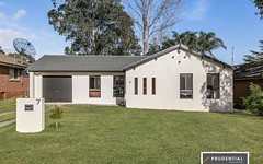 7 Lyrebird Place, Ingleburn NSW