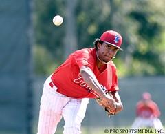 Rafi Gonell (Buck Davidson) Tags: rafi gonell buck davidson 2018 philadelphiaphillies gcl gulf coast minor league baseball sports prospect pitcher major nikon d500 nikkor 300mm f28