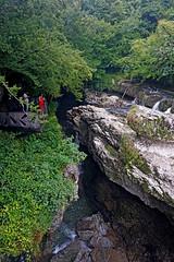 Nature show (Dumby) Tags: canyon martvili georgia travel nature