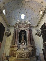 Monasterio de la Purísima Concepción - Retablo mayor de la iglesia (albTotxo) Tags: tortosa tarragona cataluña españa