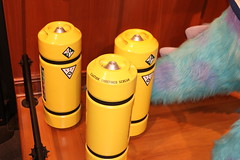 """Scream Canisters from Monsters University - The Science of Pixar • <a style=""""font-size:0.8em;"""" href=""""http://www.flickr.com/photos/28558260@N04/30018928768/"""" target=""""_blank"""">View on Flickr</a>"""