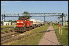 DB Cargo 6413, Farmsum (J. Bakker) Tags: db dbc cargo 6400 6413 farmsum nederland
