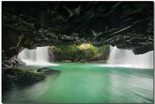 Wonder Cave, 塔曼水簾洞, Taiyuan, Taiwan