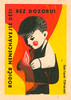 czechoslovakian matchbox label (maraid) Tags: czechoslovakia czech czechoslovakian matchbox label packaging fire safety advice child matches flame