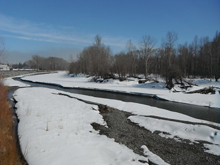 Highwood River Spring Break Up ...