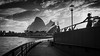 The Opera House mono (Mariasme) Tags: thesydneyoperahouse silhouette curves monochrome blackandwhite starburst challengeyouwinner