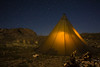 Tipi camping under a great Utah sky. (Browtine1) Tags: utah tipi camping blm green river flyfishing night sky astrophotography mountains desert landscape