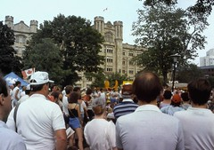 Canada Day (moacirdsp) Tags: canada day fête du connaught building revenue agency national headquarters sussex drive ottawa ontario 1985