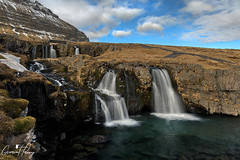 Kirkjufellsfoss (geraintparry) Tags: iceland landscape mountain kirkjufell snæfellsnes peninsula game thrones gameofthrones mountains sky clouds waterfall waterfalls kirkjufellsfoss