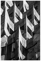 Minster court (spencerrushton) Tags: spencerrushton spencer rushton london londonuk londoncity cityoflondon city building abstract beautiful blackandwhite black bw white monochrome canonlens canon canon5dmkiii 5dmk3 5dmkiii 24105mm canon24105mmlf4 zoomlens zoom londonphotowalk walk minstercourt tall bricks brick canonphotogaphy