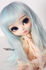 Reen - Pullip Dahlia Cinderella (·Yuffie Kisaragi·) Tags: doll pullip dahlia cinderella reen obitsu rewigged rechipped