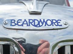 184 Beardmore Badge - History (robertknight16) Tags: beardmore british scottish taxi badge badges automobilia enfield